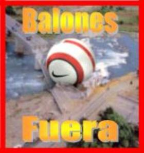 balones fuera